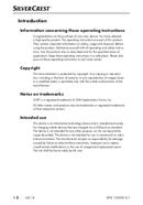 Página 5 do SilverCrest SPB 10000 A1