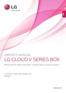 LG CBV42-B page 1