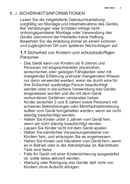 Electrolux EH7K1SW Seite 3