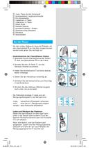 Braun Pulsonic 760cc pagina 5