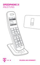 T-Mobile Speedphone 31 Seite 1