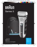 Braun 590cc Hugo Boss Edition pagina 1