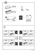 Página 2 do Thule Kit 3149 Fixpoint XT