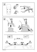 Pagina 3 del Thule Kit 4029 Flush Railing