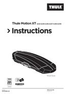 Página 1 do Thule Motion XT Alpine