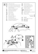 Pagina 4 del Thule Kit 4035 Flush Railing
