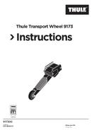 Página 1 do Thule Transport Wheel