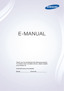 Samsung UE40JU6640U page 1