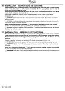 Página 3 do Whirlpool AKR 697 IX