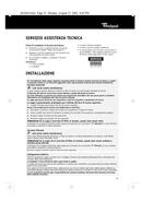 Página 4 do Whirlpool AKR 600/GY