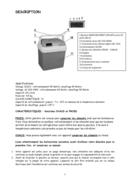 Evatronic 26702-26456 manual