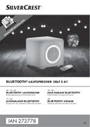 Página 1 do SilverCrest SBLF 5 A1