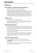 Página 5 do SilverCrest SBLF 5 A1