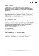 CYP CV-401H pagina 3