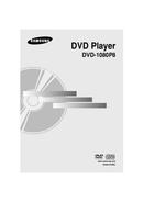 Samsung DVD-1080P8 side 1