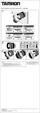 Pagina 1 del Tamron B001