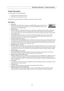 Axis P5534 pagină 4