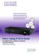 Denver Electronics DVBC-110 MK2 side 1