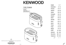 Kenwood TCM 401 TT side 1