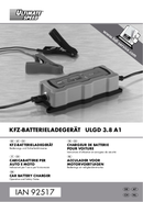 Pagina 1 del Ultimate Speed ULGD 3.8 A1