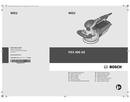 Bosch PEX 400 AE sivu 1