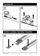 Pagina 5 del Thule T-track adapter 697-4