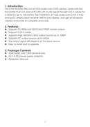 CYP CA-COMP100R pagina 3