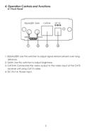 CYP CA-COMP100R pagina 4
