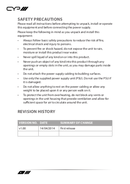 CYP PU-444HBTE pagina 4