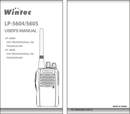 Wintec LP-5604 side 1