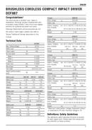 DeWalt DCF887 side 5