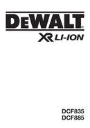 DeWalt DCF835 side 1