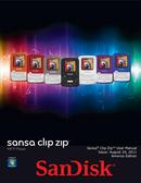 Sandisk 8GB Sansa Clip Zip side 1