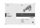 Bosch PSB 750 RCE sivu 1