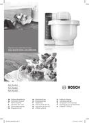 página del Bosch MUM4405 1