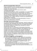 Bosch MUM4405 page 3