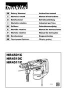 Pagina 1 del Makita HR4510C