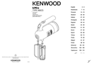 Kenwood kMix HMX75 side 1