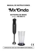 Mx Onda MX-BB2113 side 1