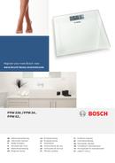 Bosch AxxenceSlim PPW3401 pagina 1
