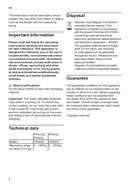 Bosch AxxenceSlim PPW3401 pagina 4