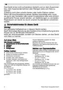 Bosch MKM6000 side 4