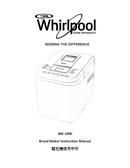 Página 1 do Whirlpool BM 1000