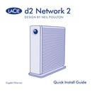 LaCie d2 Network 2 pagina 1