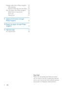 Philips GoGear Raga SA4RGA04KN page 3