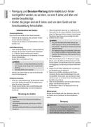 Clatronic MM 3496 side 4