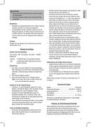 Página 5 do Clatronic CPM 3529