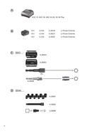Página 4 do Metabo SSW 18 LT 200