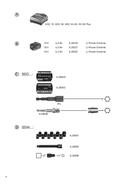 Página 4 do Metabo SSD 18 LT