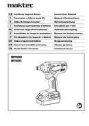 página del Maktec MT691 1